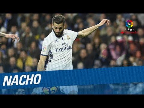 Enjoy Nacho's Great Season playing with Real Madrid!
