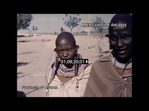 Africa - Old footage collection from 1920's to 1960's