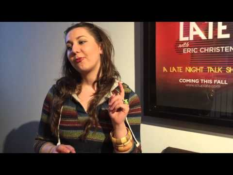 BACKSTAGE BRENDA - Meet The Cast Of Heathers The Musical - Victoria Valentine