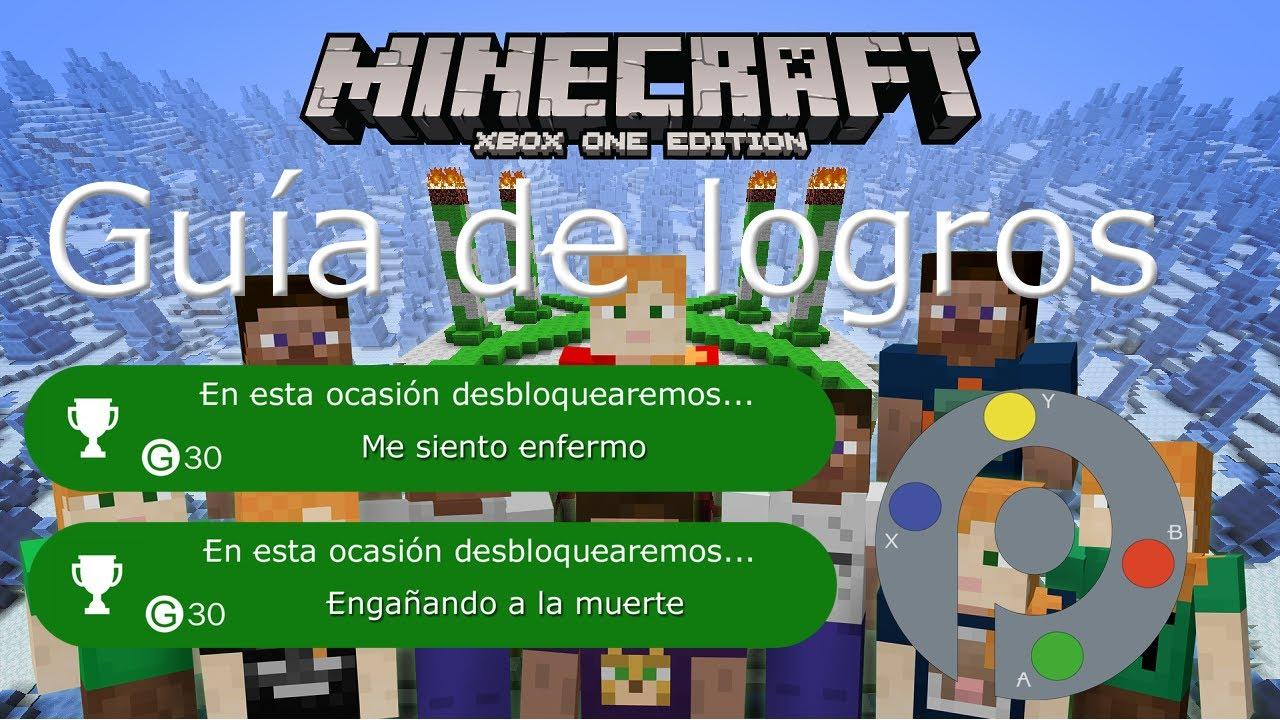 GuÃa De Logros Roblox Roblox Guia Para 2 Logros Rapidos Semilla En Comentarios Minecraft Xbox One Edition Youtube