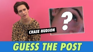 Chase Hudson - Guess The Post