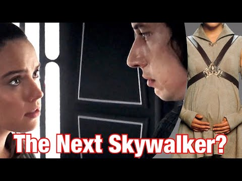 Is Rey Pregnant With Ben S Child The Next Generation Theory Youtube