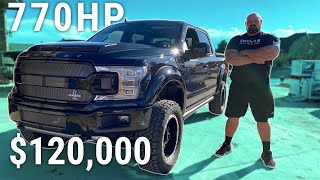 I BOUGHT A NEW TRUCK! | 2020 F-150 SHELBY *770HP*