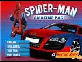 Spiderman Car Racing Games For Kids ( Complete Level ) - Car Games For Children To Play Online