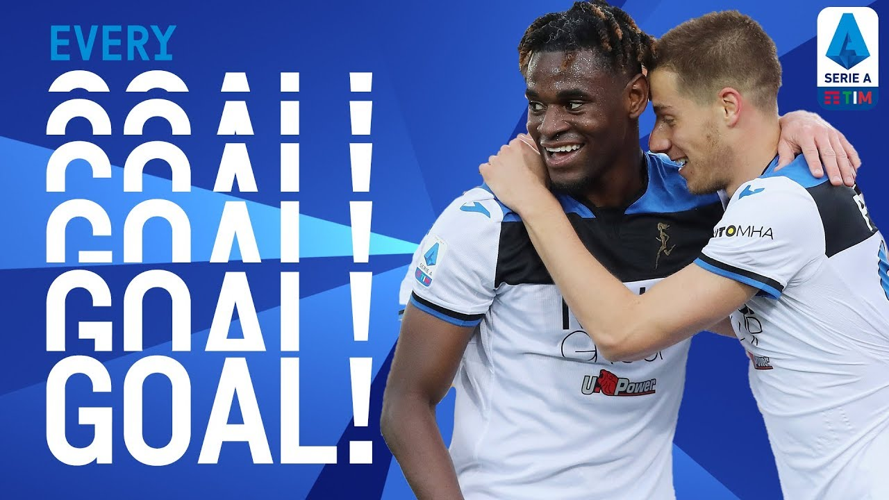 Zapata Scores A Hat-Trick As Atalanta Hit 7   EVERY Goal R26   Serie A TIM
