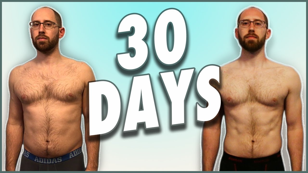 How I lost 5% Body Fat in 5 Days - HIGH INTENSITY WORKOUT