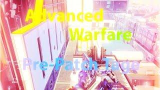 Saiyan Sik: Advanced Warfare (Pre-Patch Tage)