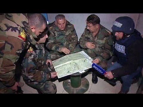 Сирийские войска вернули
