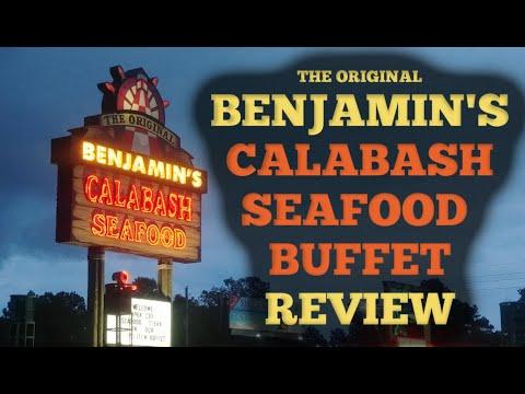The Original Benjamin's Calabash Seafood Buffet Review, Myrtle Beach SC