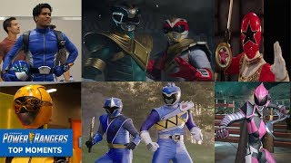 Top 10 Power Rangers Moments in 2018 | 25th Anniversary | Beast Morphers