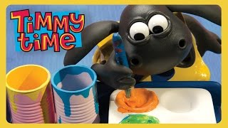 Timmy Time - Тимми, художник [Timmy the Artist]