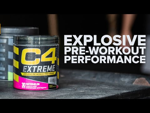 Behind the Launch | C4® Extreme Pre-Workout