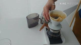Методы приготовление Альтернативного кофе - кемекс , аэропресс и hario v 60
