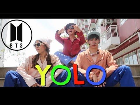 BTS (방탄소년단) - GO GO/YOLO (고민보다 Go) |  3 IDIOTS COVER SUPER FUN