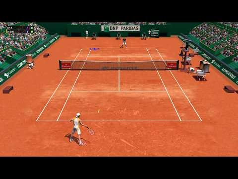 Full Ace Tennis Simulator - ATP 250 Buenos Aires - Qualifier Round 2 - Career #31