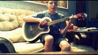 Половинка-Танцы минус на гитаре