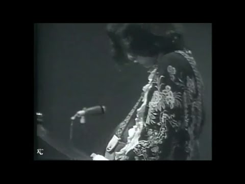 Dazed and Confused—Original version 1967; the Yardbirds with Jimmy Page