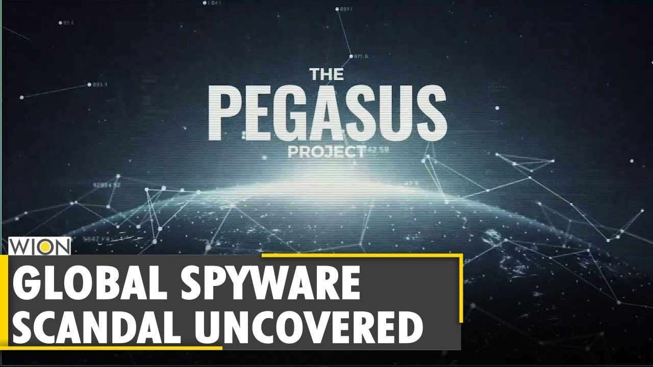 Download Israel's NSO accused of using Pegasus for spying | Global democracies under a cyber attack | WION