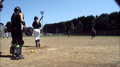 Tera Slawter Class 2014 Thomasville NC College Prospect Pitching Travel