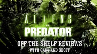 Aliens vs. Predator (2010) - Off The Shelf Reviews
