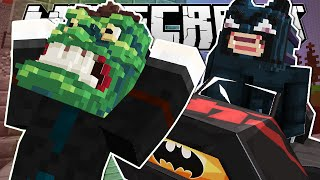 Minecraft | HIT BY THE BATMOBILE!!