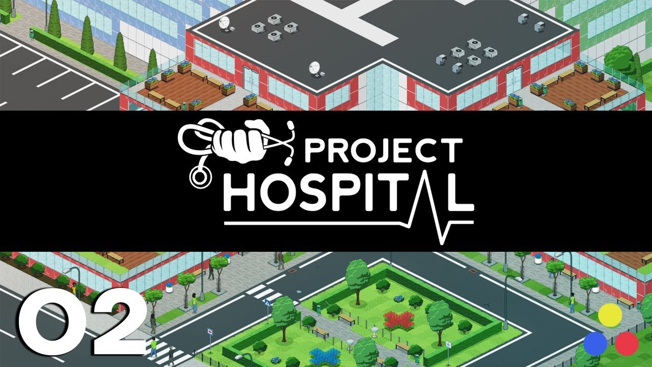 Let's Play - Project Hospital | Brian Becomes a Doctor | Episode 2 [More X-Rays]