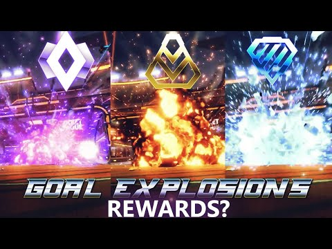 Rocket League Season 6 rewards? New Goal explosion?