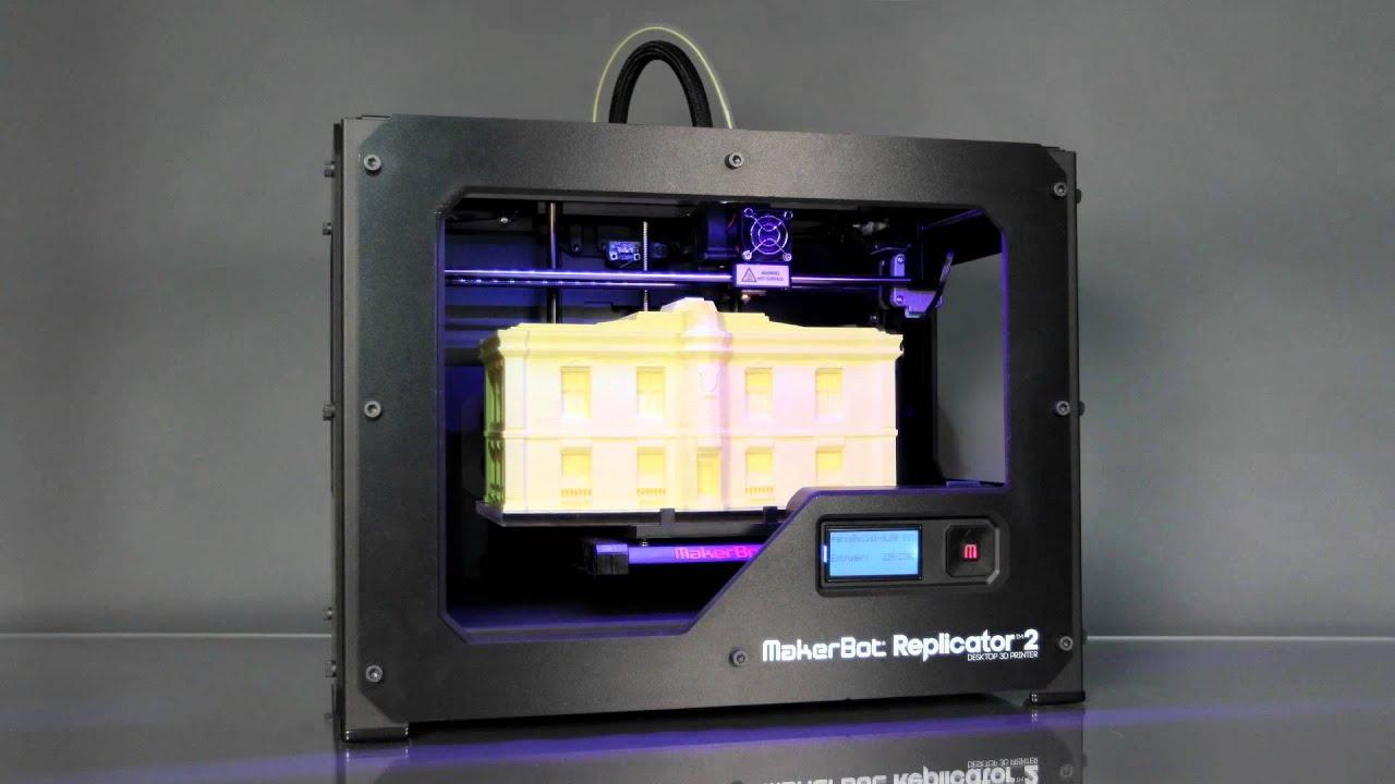 Cara Kerja Printer 3D - YouTube