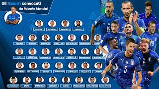 Italy new squad uefa euro 2021 || and young players 2021--------------------------------------------------------------------------------------...
