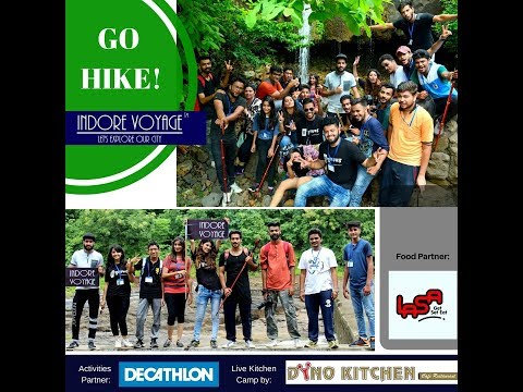 GO HIKE (INDORE) Travel series by Indore Voyage (Trek) Madhy