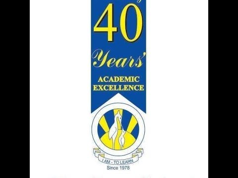 The City School 40 Years Celebration Song