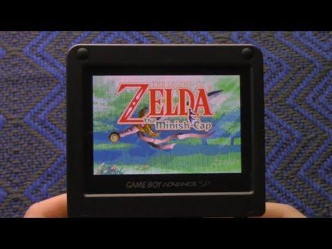 ASMR Gameboy Advance Gameplay