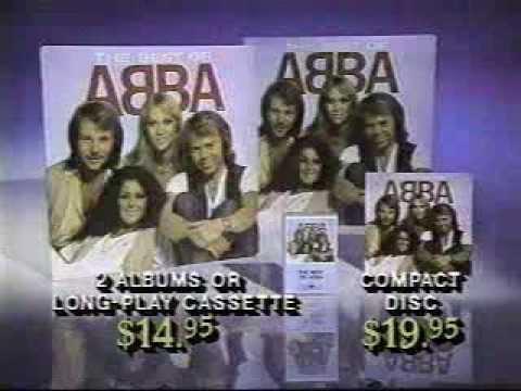 Abba's Greatest Hits Vinyl LP, Casette & CD