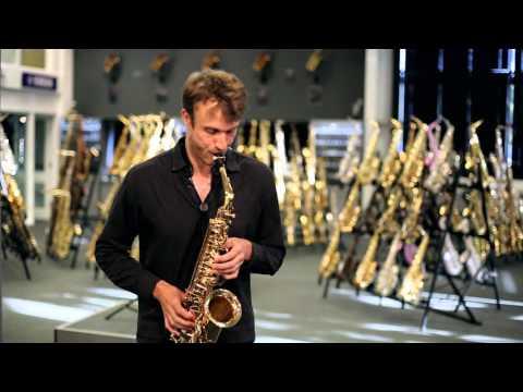 Trevor James Classic / Sakkusu Alto Saxophones - Sax.co.uk Hire