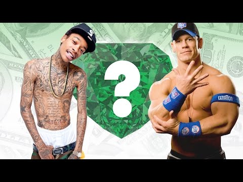 WHO'S RICHER? - Wiz Khalifa or John Cena? - Net Worth Revealed!