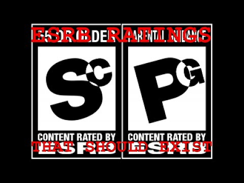 Needed ESRB Video Game Ratings
