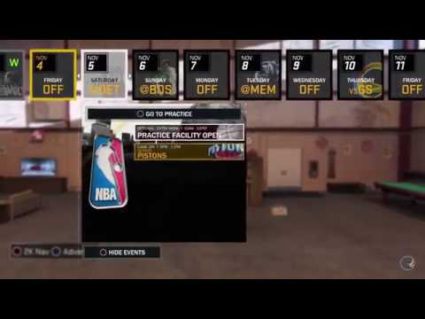 NBA  2k17 BECOME A 99 Overall In Minutes!  Attribute Glitch! 100% REAL