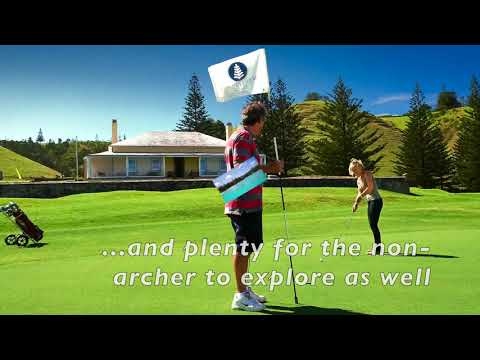 Norfolk Island 3D Archery Championships
