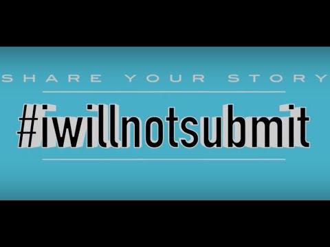 #iwillNOTsubmit | Steve Cioccolanti's ALARM We Are at TIPPING POINT
