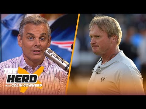 Colin Cowherd lists 5 predictions for the 2019 NFL Draft | NFL | THE HERD