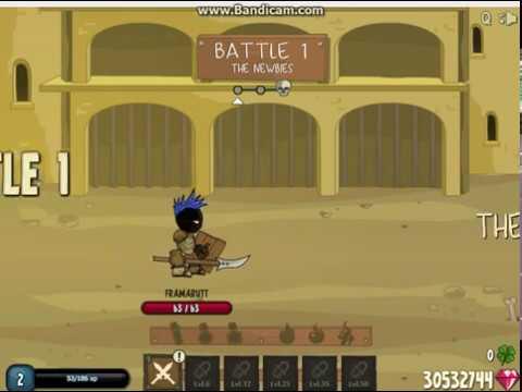 Прохождение игры с читами мечи и души часть 1