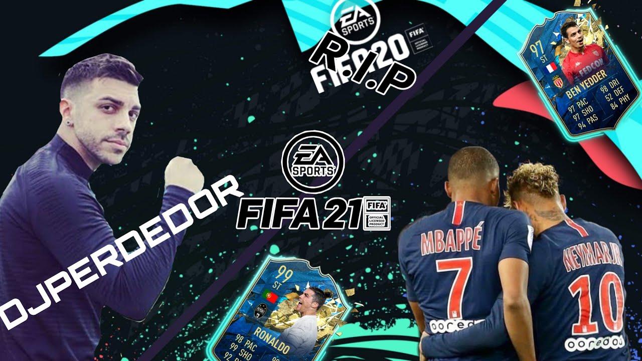 ADIOS FIFA 20....
