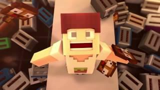 Прикольные тосты (Анимация Майнкрафт)