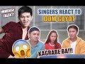 Dom Guyot - Not Me | SINGERS REACT
