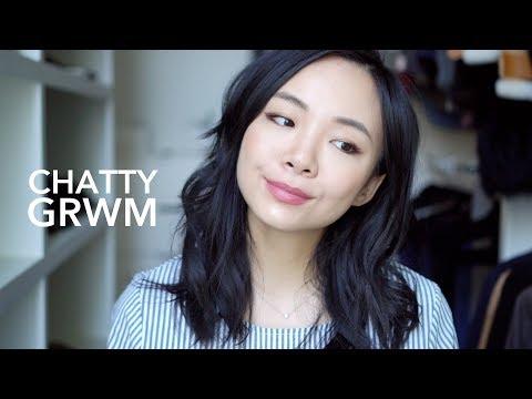 GRWM | Getting older, The Goldfinch, Rich Brian, Makeup, etc. | LvL
