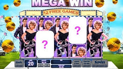Mega Huge Win - Grease - Online Slot - Free Spins Bonus - $2Bet
