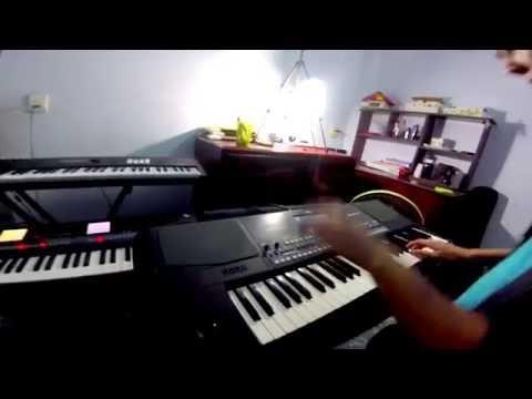 Đàn Organ Nhạc DJ Remix Cực Chất - Nguyễn Kiên