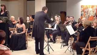 7.Eja mater fons amoris, mezzosopran aria