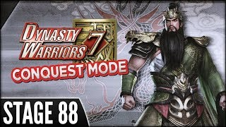 Dynasty Warriors 7 (PS3) - Conquest Mode - Stage 88: Treasure Battle
