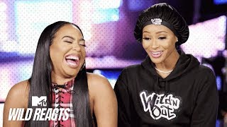 These 'Coochie Braids' Caught the Wild 'N Out Cast By Surprise 😳 Wild Reacts